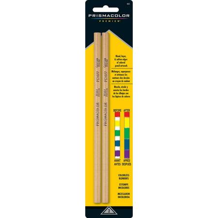 Pencils Colorless Blender (Prismacolor Premier Colorless Blender Pencils, 2-Count )