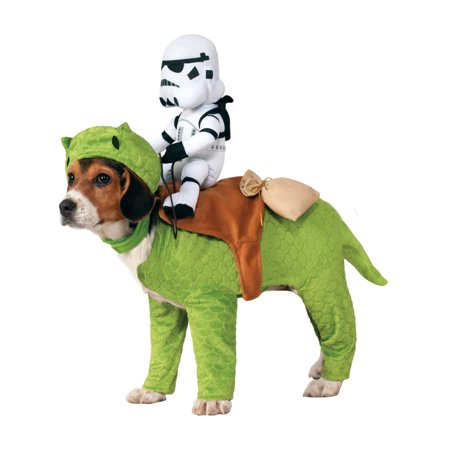 Star Wars Dewback Stormtrooper Dog Pet Costumes One Size](Star Wars Dog Costumes Uk)