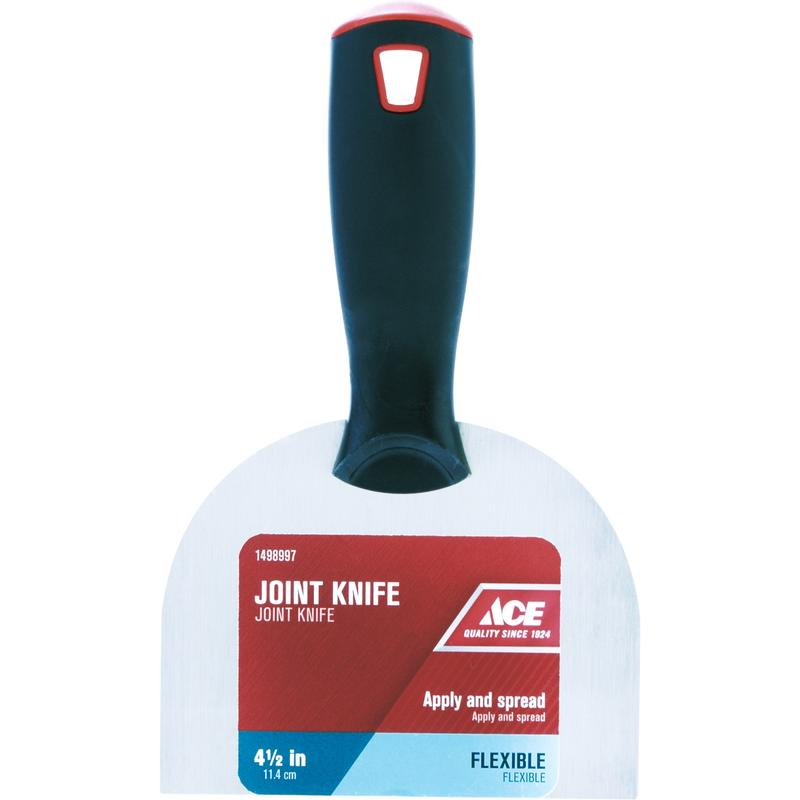 "4-1/2"" Joint Knife Ace Putty Knife 1498997 082901266020"