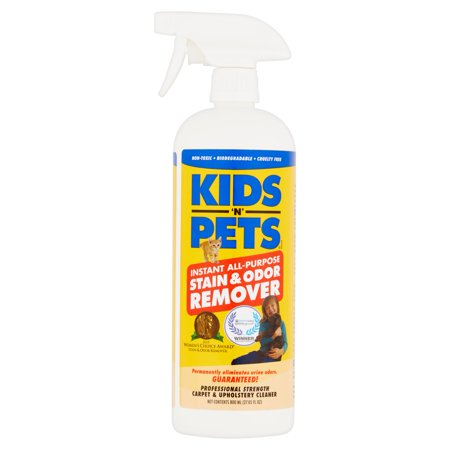 Kids N Pets Instant All Purpose Stain And Odor Remover  27 Fl Oz