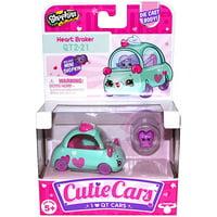 Cutie Car Shopkins Season 2, Single Pack Heart Braker