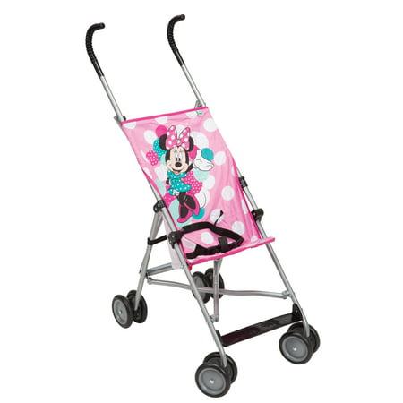 Disney Baby Comfort Height Umbrella Stroller Minnie Dots
