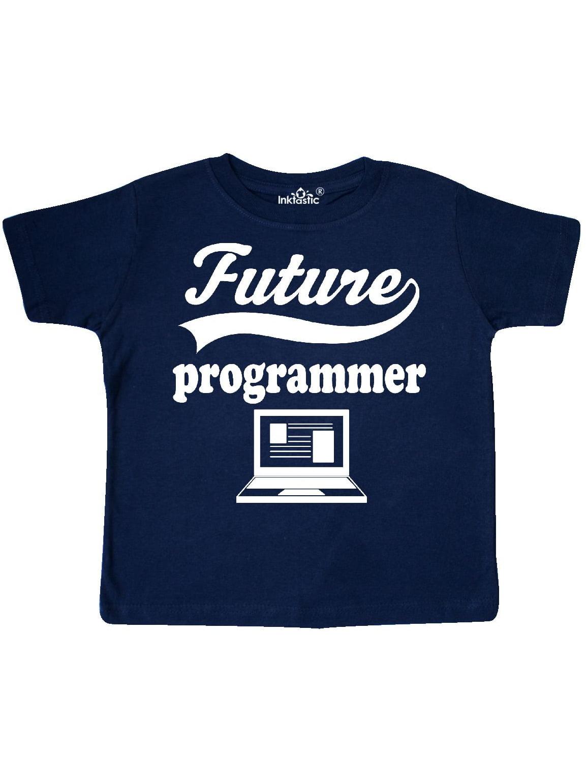 inktastic Computer Programmer Future Toddler T-Shirt