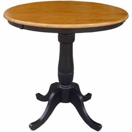 36 round top pedestal table 36 h