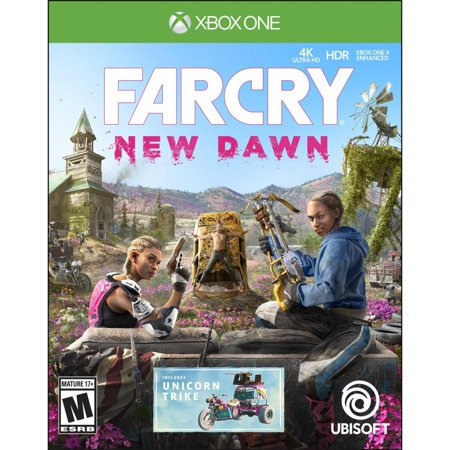 Far Cry New Dawn, Ubisoft, Xbox One, 887256039073