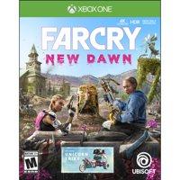 Far Cry New Dawn, Ubisoft, Xbox One, 887256039073