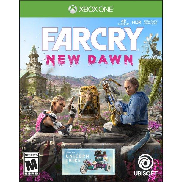 Far Cry New Dawn Ubisoft Xbox One 887256039073 Walmart Com