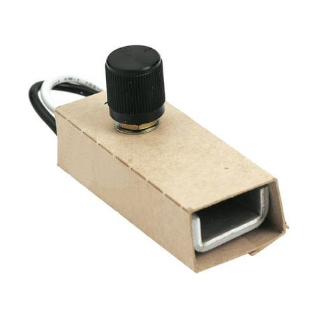 Replacement Dimmer - Westek 6077B 200-Watt Manual Dimmer Replacement Kit
