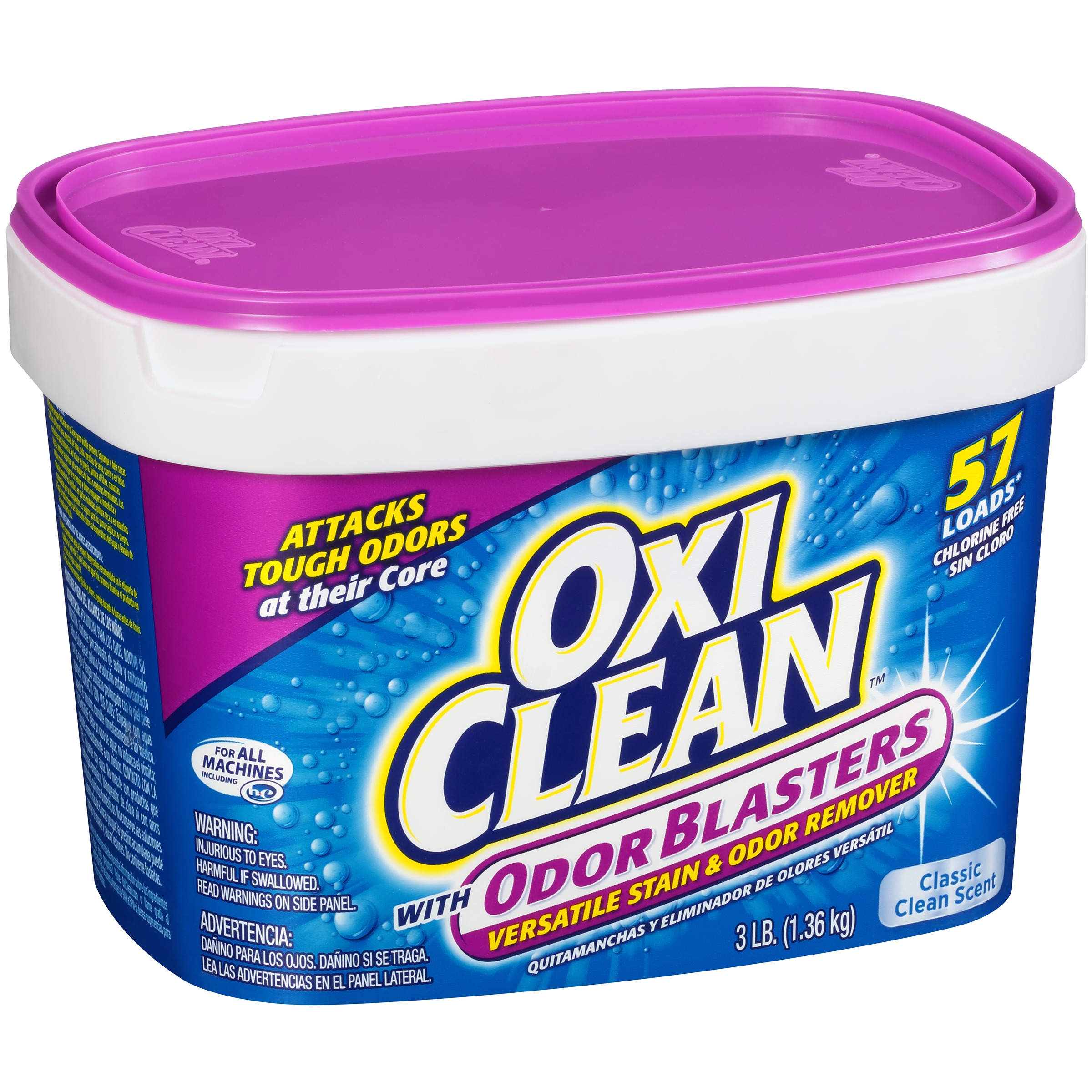 OxiClean Stain Remover With Odor Blasters, 48 Oz