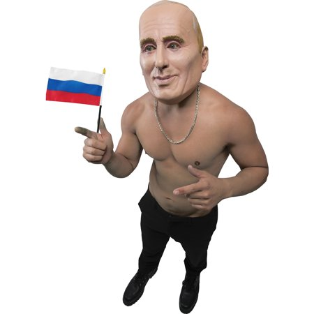 Putin Russian President Mask Adult Vladimir Putin](Presidents Mask)