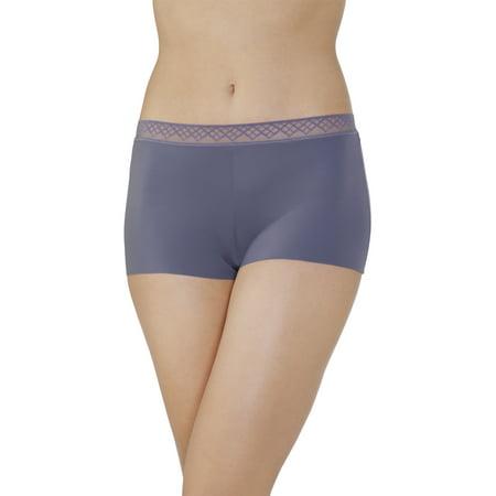 58ff614aaf0 Vassarette - Women s Invisibly Smooth Boy Short Panty