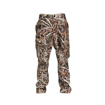 Wildfowler Men's Waterproof Power Pants Pants, Wildgrass, Medium - image 1 de 1