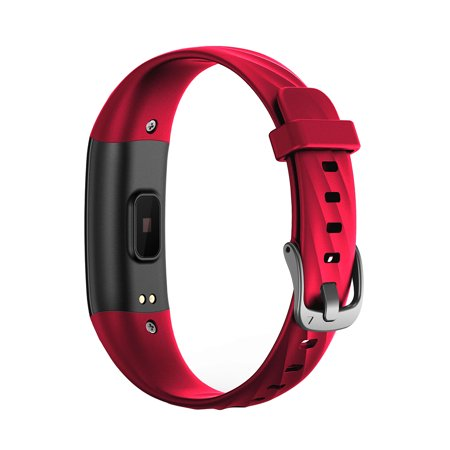Smart Bracelet IP67 Waterproof Swim Fitness Health Monitor Heart Rate Blood Pressure Blood Oxygen Step Calorie Counter Wristband - image 2 of 7