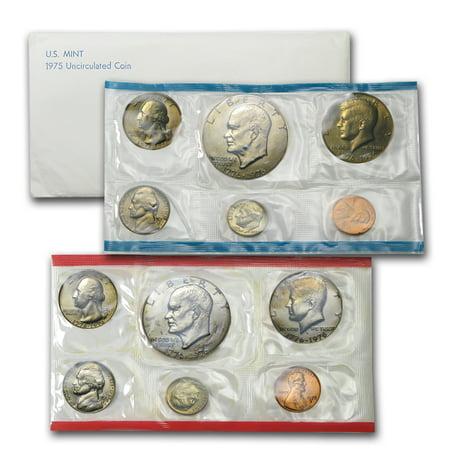 1986 Us Mint Set - 1975 U.S. Mint Set