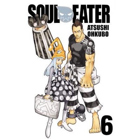 Soul Eater, Vol. 6](This Is Halloween Soul Eater)