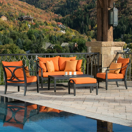 RST Brands Astoria Conversation Set Walmartcom - Rst outdoor furniture