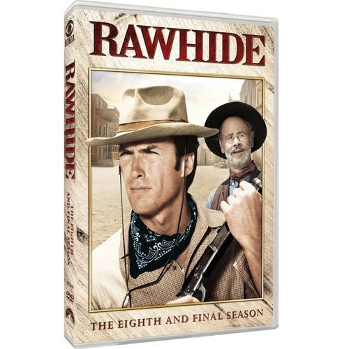 Rawhide: The Eighth And Final Season (Full Frame)