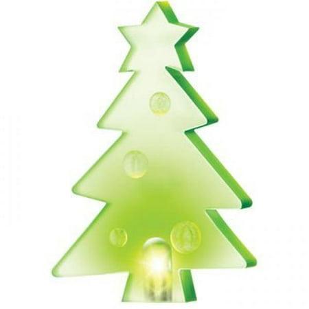 Radioshack Usb Powered Acrylic Christmas Tree Led