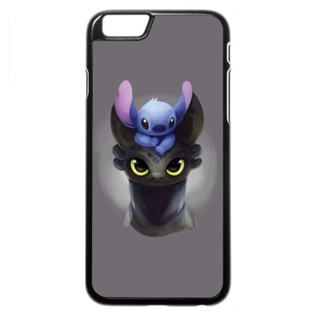 detailed look f2b2c b5d27 Toothless And Stitch iPhone 7 Case