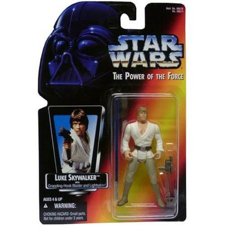 star wars power of the force luke skywalker long saber action - Star Wars Saber Sword
