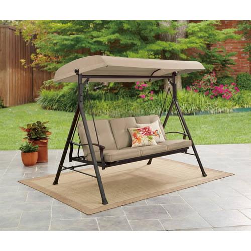 Porch Swings on Sale Walmartcom