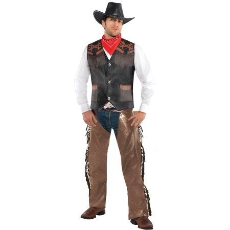 Adult Cowboy Chaps - Child Cowboy Chaps
