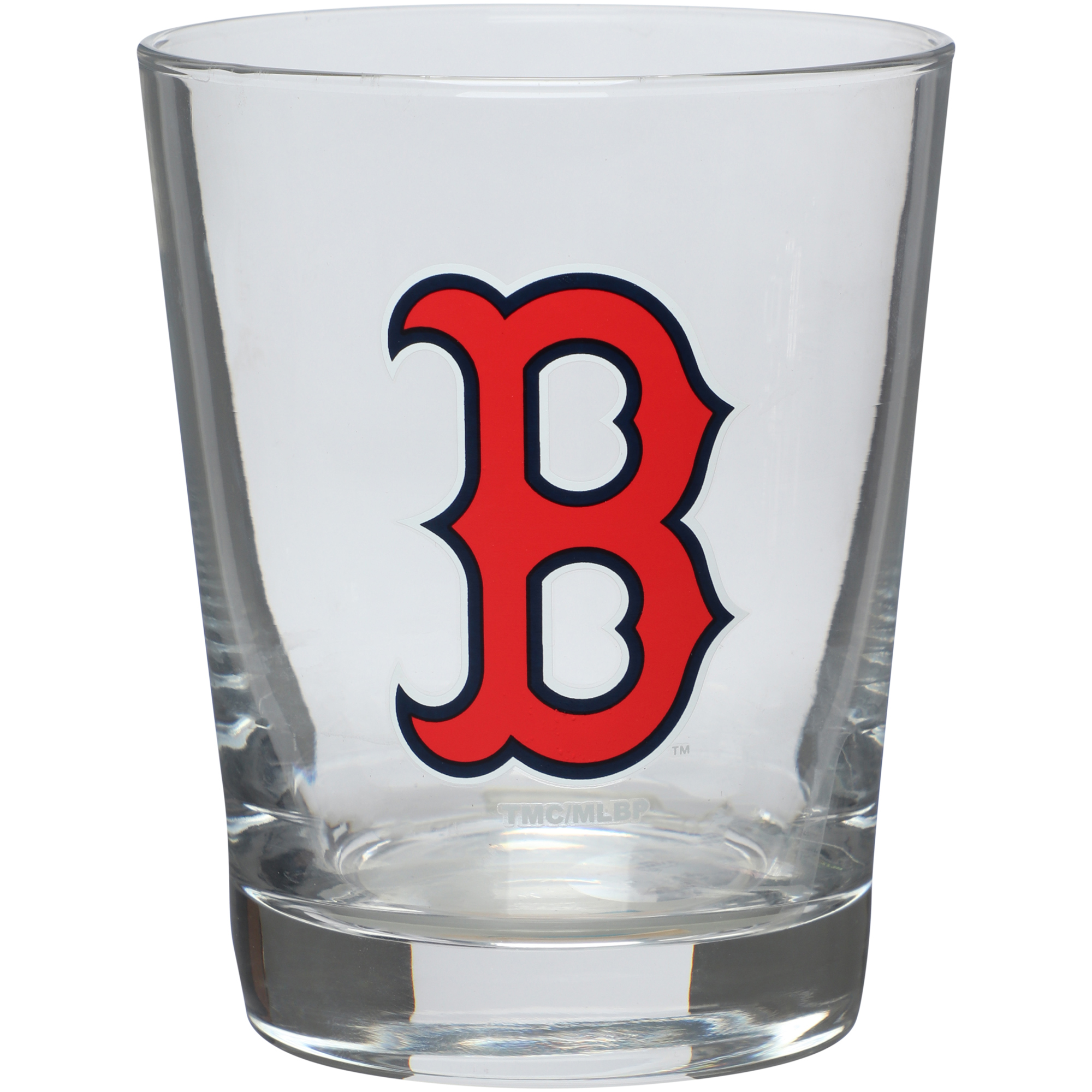 Boston Red Sox 15oz. Double Old Fashioned Glass - No Size