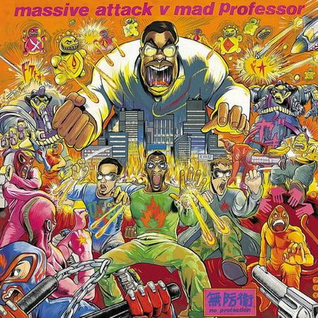 Massive Attack - No Protection - Vinyl