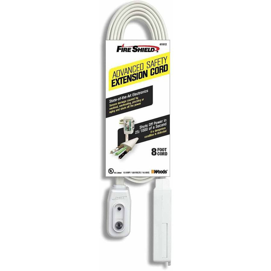 3.25x1x14 Woods Extension Cord