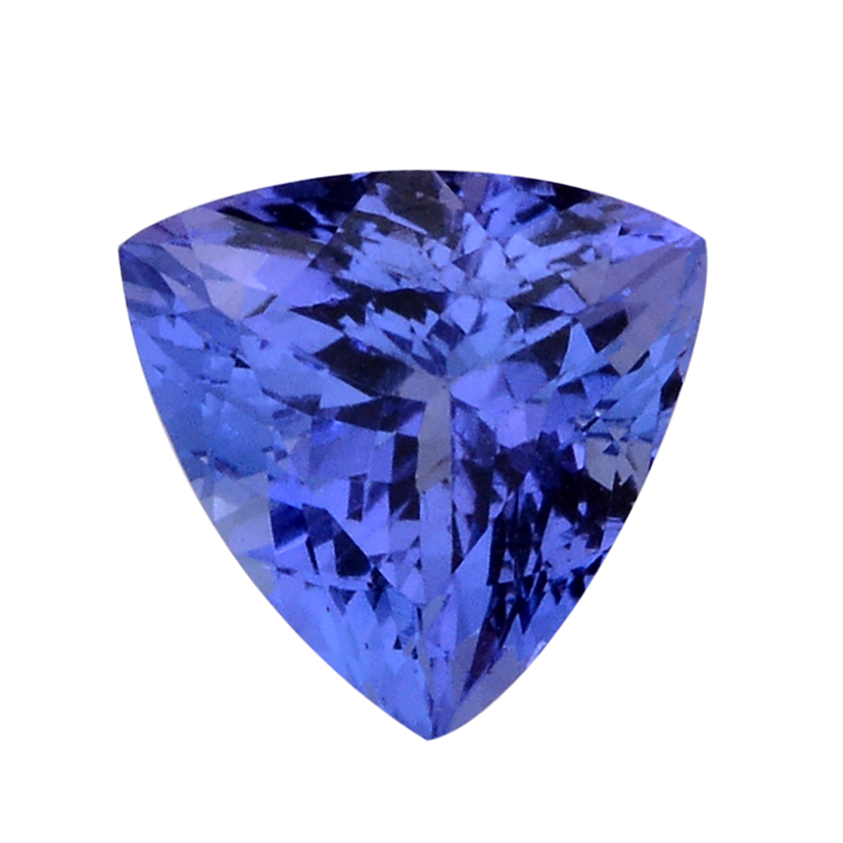 Tanzanite Tri 7 mm 3A 1 cttw by Shop LC