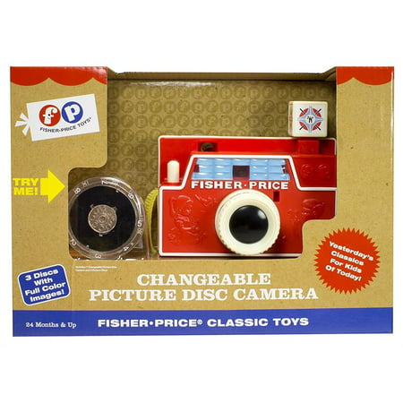 Fisher Price Cameras (Fisher Price Classic Changeable Picture Disc Camera)
