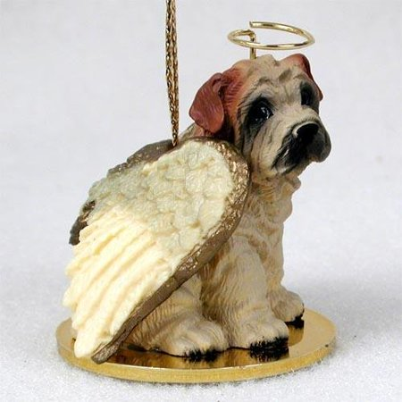 Shar Pei, Cream Tiny Ones Dog Angels (2 in), Each figurine is carefully hand painted for that extra bit of realism. By Conversation Concepts Ship from US (Shar Pei Dog Figurine)