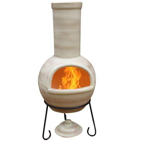 Gardeco Large Wood Burning Chiminea by