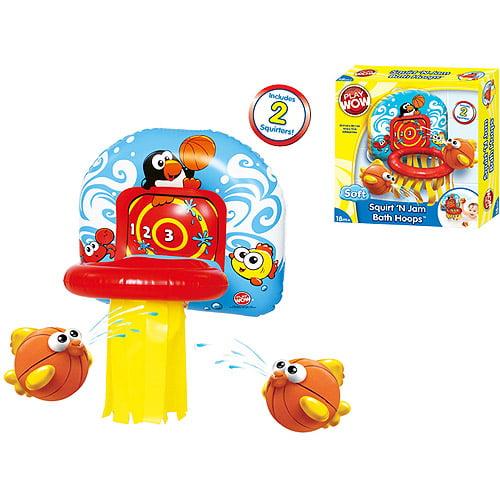 Squirt N Jam Bath Hoop by Play Wow