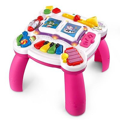 Toyz LeapFrog Learn and Groove Musical Table Activity Center - Online Exclusive Pink [Istilo304334]