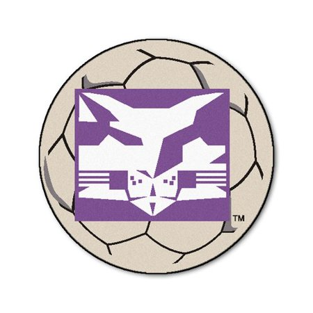 Soccer Ball Floor Mat   New York University
