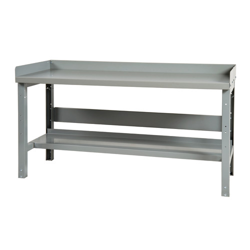 Parent Metal Products Adjustable Height Steel Top Workbench by Parent Metal Products
