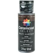 Ceramcoat Select Multi-Surface Paint 2oz-Dark Roast
