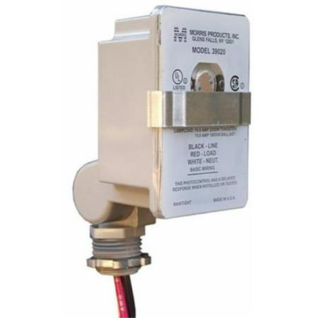 Morris Products 39022 Photocontrols Swivel Base 208-277V - image 1 of 1