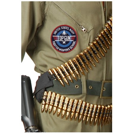 Top Gun Army Bullet Belt