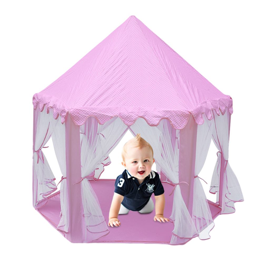 New Toy Tent Children Kids Play Tents Folding Toy Tent Pop Up Kids Girl Princess Castle  sc 1 st  Walmart & New Toy Tent Children Kids Play Tents Folding Toy Tent Pop Up Kids ...