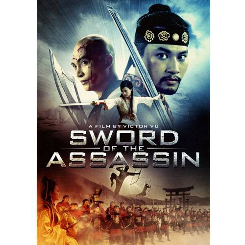 Sword Of The Assassin (Blu-ray)