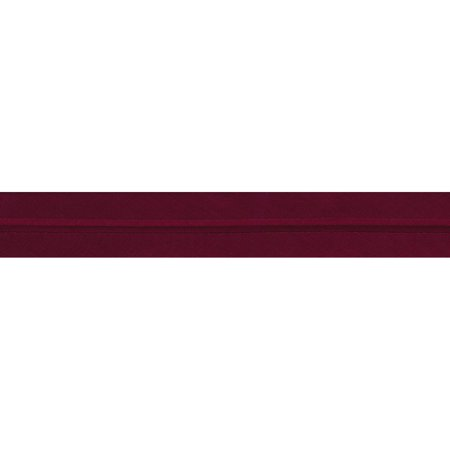 """Double Fold Bias Tape 1/2""""X3yd-Ox Blood - image 1 of 1"""