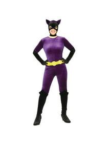 f930dc1b5 Catwoman Gotham Girls Adult Halloween Costume