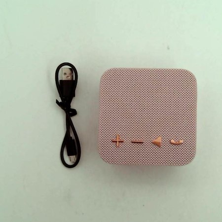 Refurbished WIRELESS BLUETOOTH SPEAKER PINK Refurbished-WIRELESS BLUETOOTH SPEAKER PINK