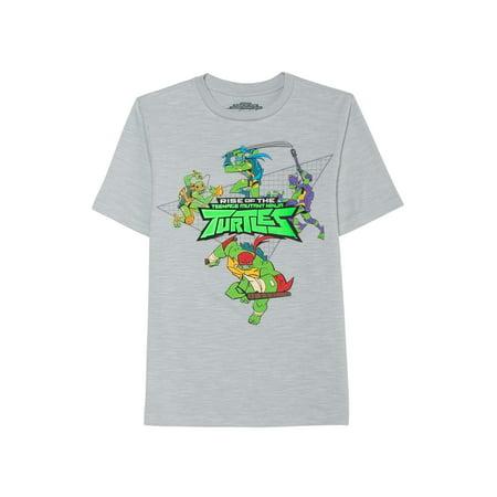 TMNT Licensed Graphic Tees (Little Boys & Big Boys) - Little Ninjas Dallas