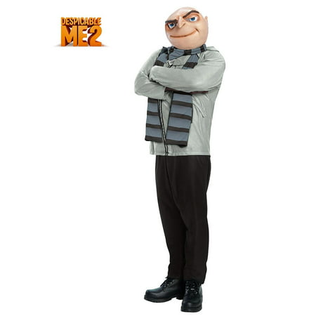 Despicable Me Plus Size Gru Costume](50's Diner Waitress Halloween Costume)