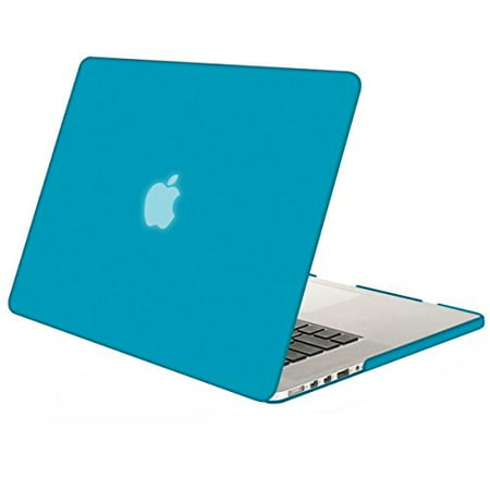 check out c90d2 7a95f Mosiso Plastic Hard Shell Case Cover Only for MacBook Pro Retina 13 Inch  (A1502/A1425) Release 2015/2014/2013/end 2012