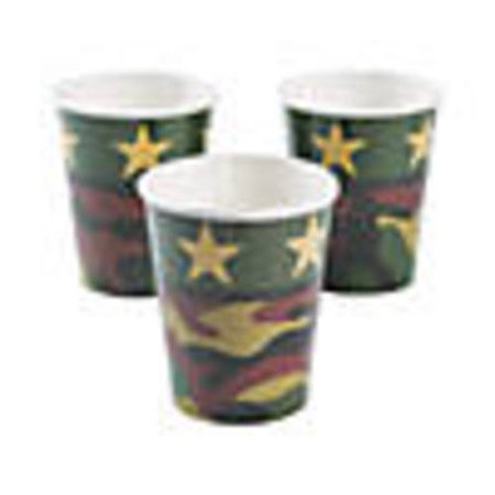 Camouflage Paper Cups](Camo Cup)
