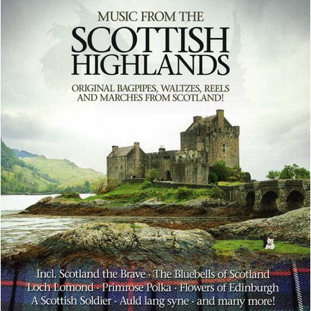 Music from the Scottish Highlands (CD)